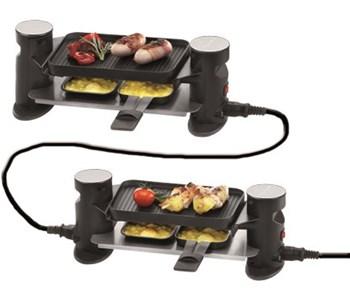 Racletteofen-Connect-2-Trisa-2-4-Personen