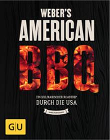 American BBQ Kochbuch Weber kulinarischer Roadtrip durch die USA