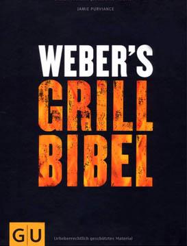 Webers Grillbibel Geschenkidee Weihnachten