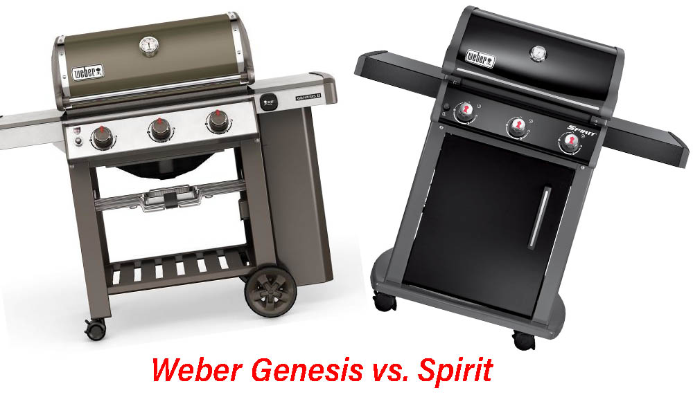 weber genesis und spirit was ist der unterschied grillen bbq. Black Bedroom Furniture Sets. Home Design Ideas