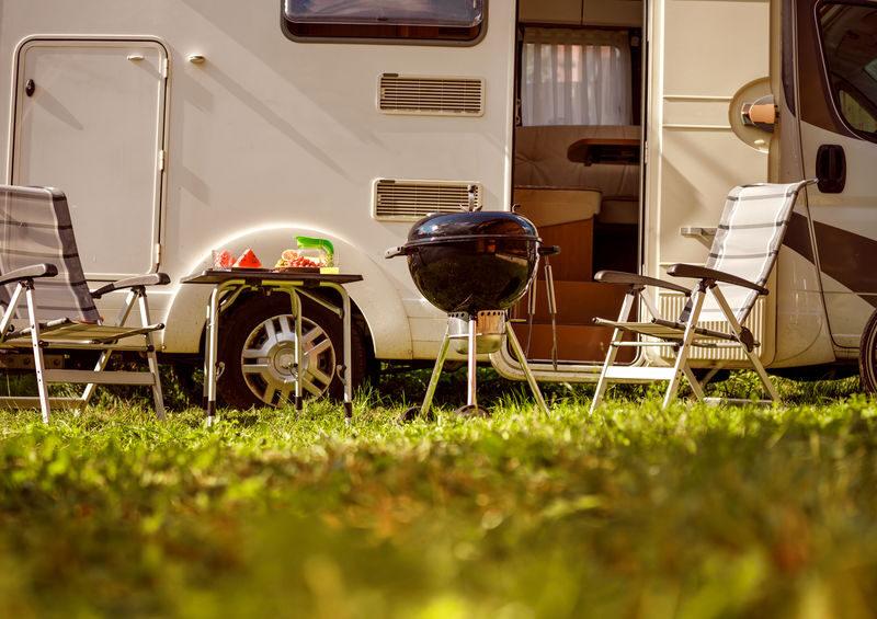 camping grillieren schweiz