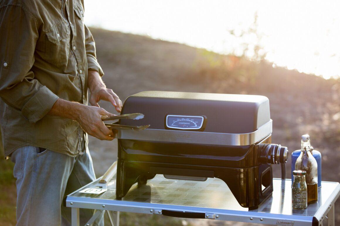 campingaz mobiler grill attitude 2go